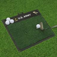 Army Black Knights Golf Hitting Mat