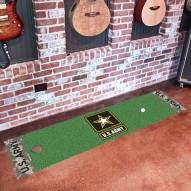 Army Black Knights Golf Putting Green Mat