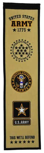 Army Black Knights Heritage Banner