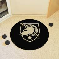 Army Black Knights Hockey Puck Mat