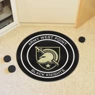 Army Black Knights Hockey Puck Mat