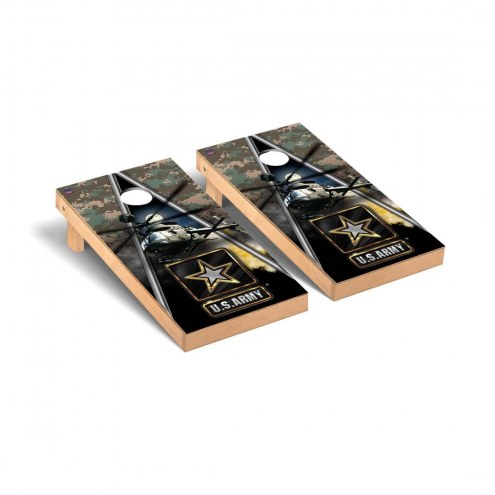 Army Black Knights Kiowa Cornhole Game Set