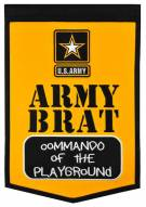 Army Black Knights Lil Fan Traditions Banner
