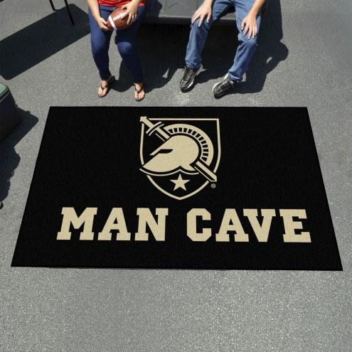 Army Black Knights Man Cave Ulti-Mat Rug