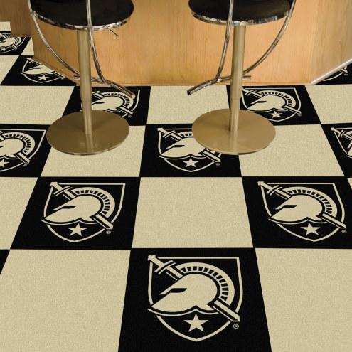Army Black Knights NCAA Team Carpet Tiles