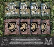 Army Black Knights Operation Hat Trick Cornhole Bag Set