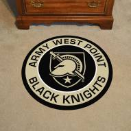 Army Black Knights Rounded Mat