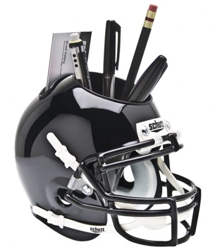 Army Black Knights Schutt Football Helmet Desk Caddy