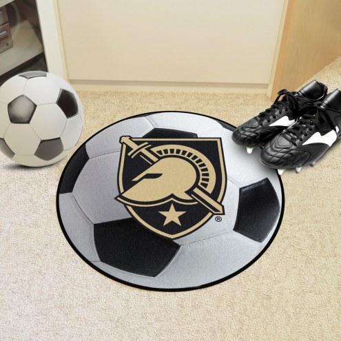 Army Black Knights Soccer Ball Mat