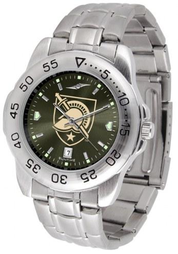 Army Black Knights Sport Steel AnoChrome Men's Watch