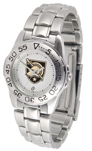 Army Black Knights Sport Steel Women's Watch