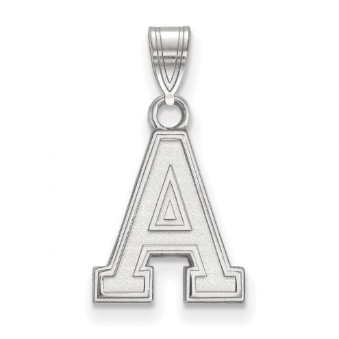 Army Black Knights Sterling Silver Small Pendant