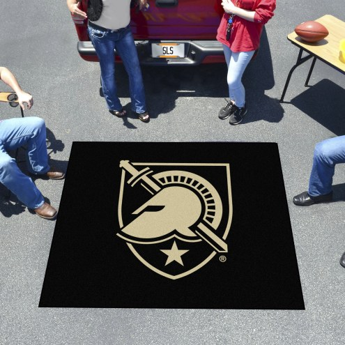 Army Black Knights Tailgate Mat