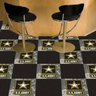 Army Black Knights Team Carpet Tiles