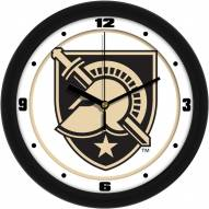 Army Black Knights Traditional Wall Clock
