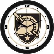Army Black Knights Traditional Wall Clock