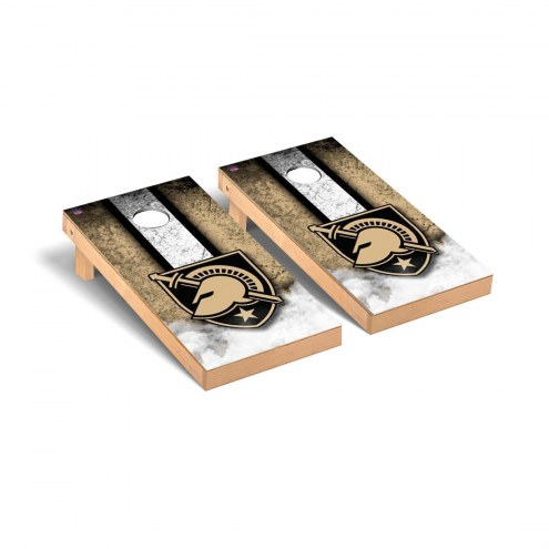 Army Black Knights Vintage Cornhole Game Set