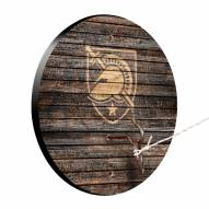 Army Black Knights Weathered Design Hook & Ring Game