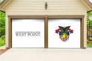 Army Black Knights Split Garage Door Banner