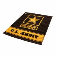 Army Black Knights Woven Golf Towel