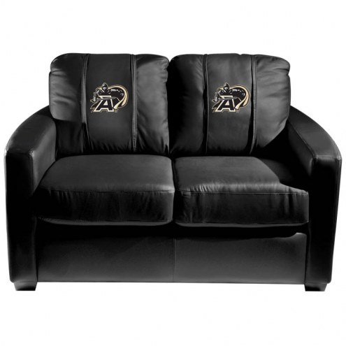 Army Black Knights XZipit Silver Loveseat