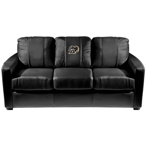 Army Black Knights XZipit Silver Sofa