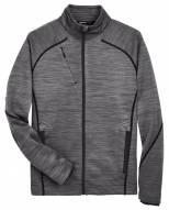 Ash City - North End Men's Flux Mélange Bonded Custom Fleece Jacket