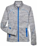 Ash City - North End Women's Flux Mélange Bonded Custom Fleece Jacket