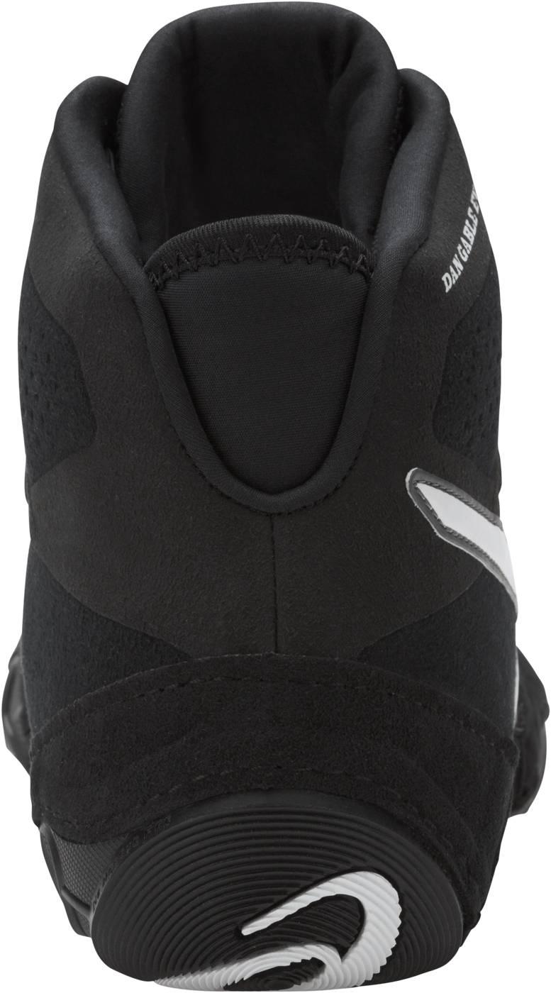 045e4cbd6743 Asics Dan Gable Evo Men s Wrestling Shoes. Selected Color  Asics Blue White