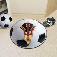ASU Sun Devils Soccer Ball Mat