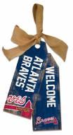 "Atlanta Braves 12"" Team Tags"