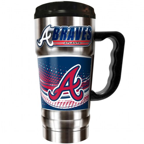 Atlanta Braves 20 oz. Champ Travel Mug
