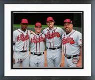 Atlanta Braves MLB All-Star Game Framed Photo