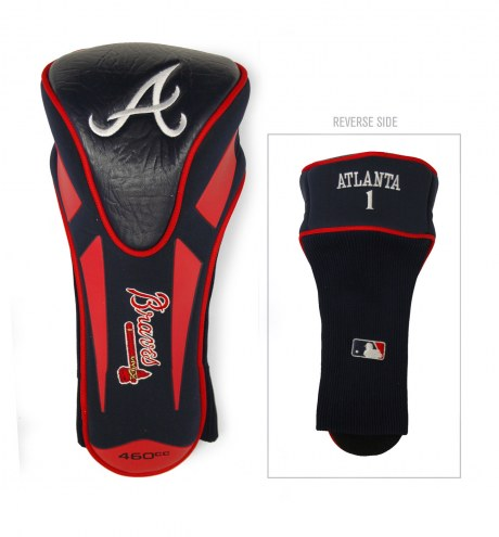 Atlanta Braves Apex Golf Driver Headcover