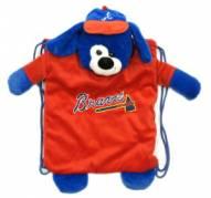 Atlanta Braves Backpack Pal