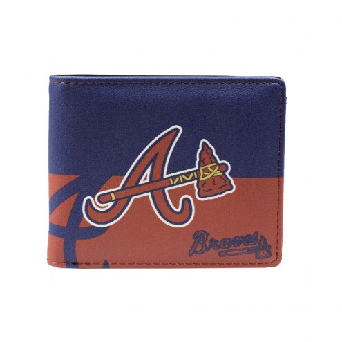 Atlanta Braves Bi-Fold Wallet
