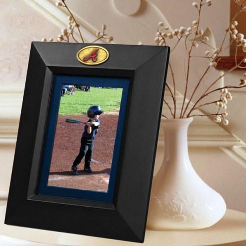 Atlanta Braves Black Picture Frame