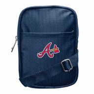 Atlanta Braves Camera Crossbody Bag