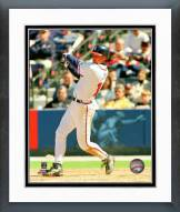 Atlanta Braves Chipper Jones Framed Photo
