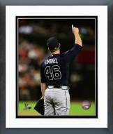 Atlanta Braves Craig Kimbrel Action Framed Photo