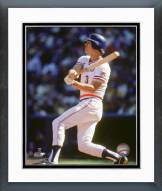 Atlanta Braves Dale Murphy 1983 Action Framed Photo