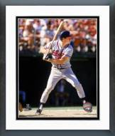 Atlanta Braves Dale Murphy 1987 Action Framed Photo