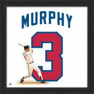 Atlanta Braves Dale Murphy Uniframe Framed Jersey Photo