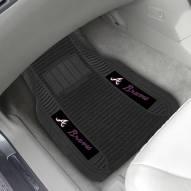 Atlanta Braves Deluxe Car Floor Mat Set