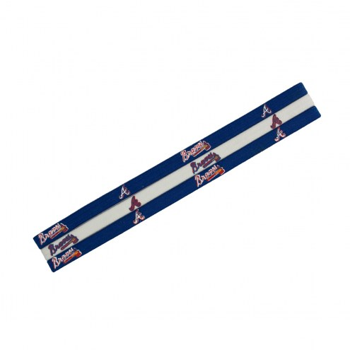 Atlanta Braves Elastic Headband