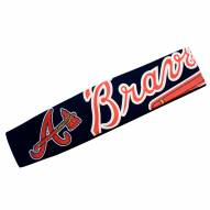 Atlanta Braves FanBand Jersey Headband