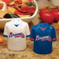 Atlanta Braves Gameday Salt and Pepper Shakers