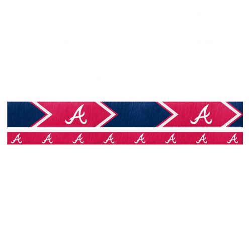 Atlanta Braves Headband Set