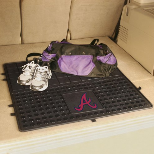 Atlanta Braves Heavy Duty Vinyl Cargo Mat