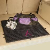 Atlanta Braves Heavy Duty Vinyl Cargo Mat